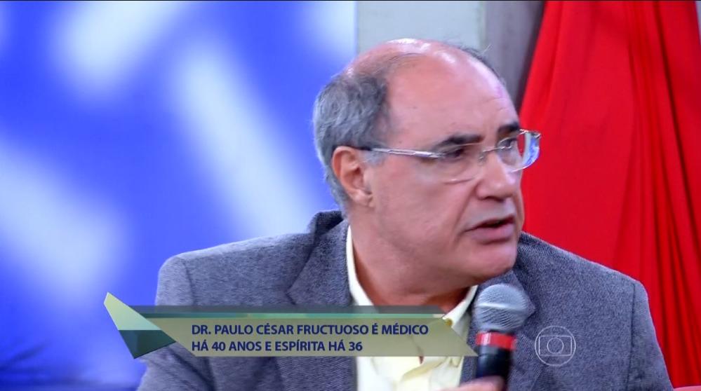 Médico e espírita, Paulo diz que cirurgia espiritual não é milagre