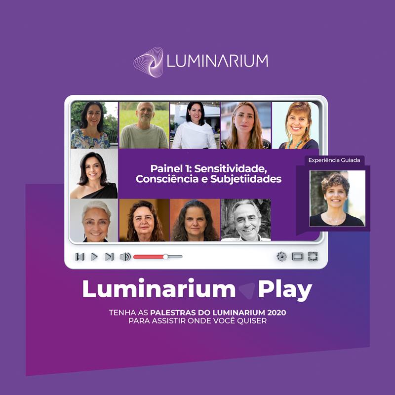 Painel 1 - Luminarium Play