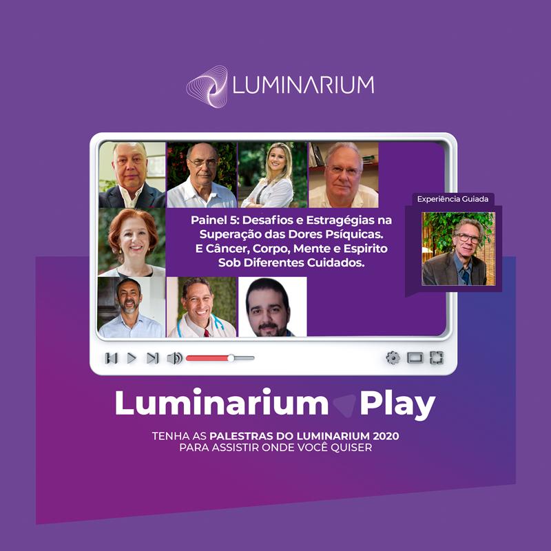 Painel 5 - Luminarium Play